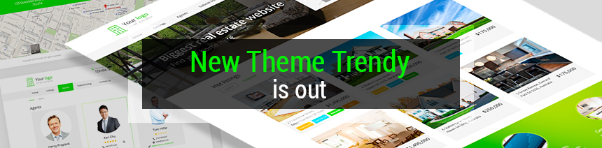 Estatik Trendy Theme