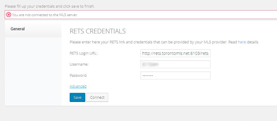 rets_error_setup